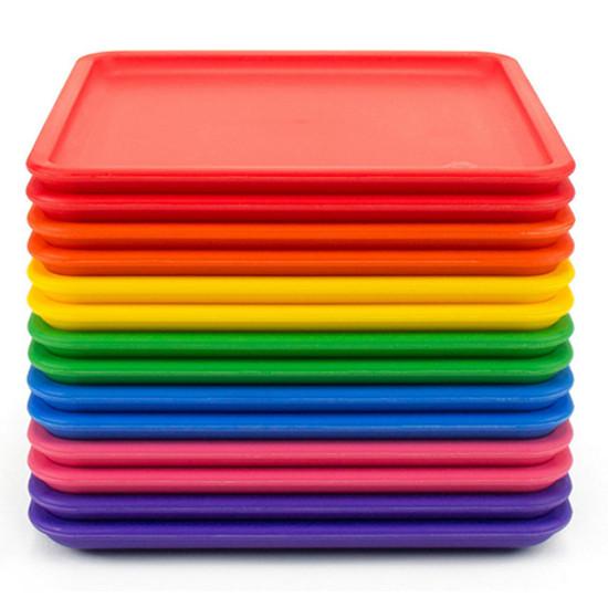 lollaland Mealtime Plate - Proud Purple