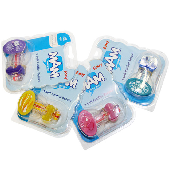 MAM Pacifier Keeper Soft Product