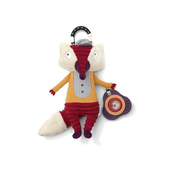 Mamas & Papas Activity Toy - Red Fox