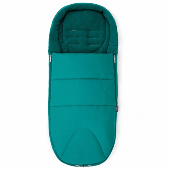 Mamas & Papas Cold Weather Plus Stroller Footmuff - Teal