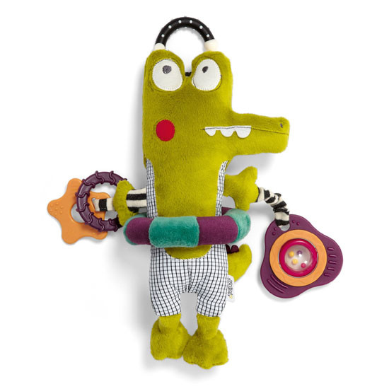 Mamas & Papas Snap Crocodile - Activity Toy Product