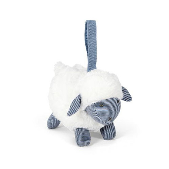 Mamas & Papas Welcome To The World Chime Sheep - Blue Product