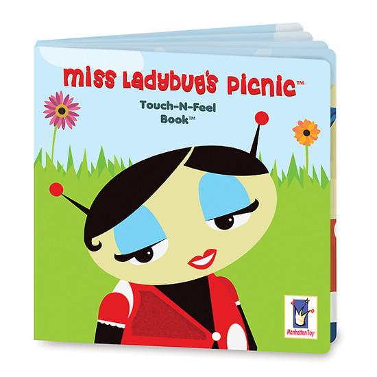 Manhattan Toy Miss Ladybug's Picnic