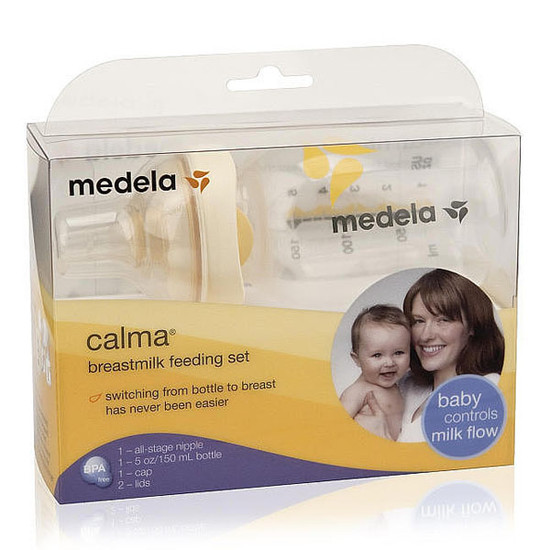 Medela Calma Breastmilk Feeding Set