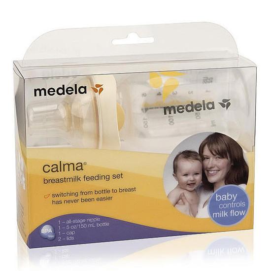 Medela Calma Breastmilk Feeding Set