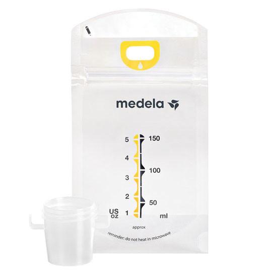 Medela Pump & Save Breastmilk Bags 20ct Product