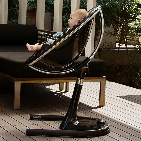 Mima Moon 2G High Chair Lifestyle 4