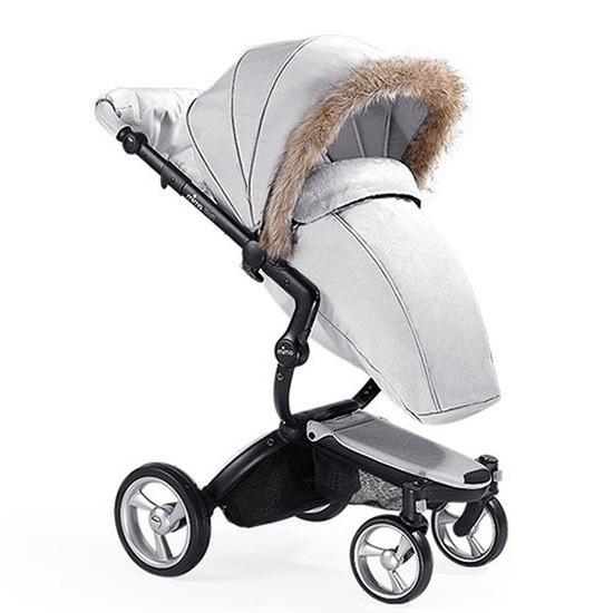 Mima Xari Winter Outfit - Cool Grey