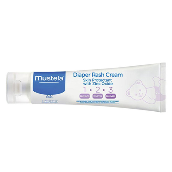 Mustela Diaper Rash Cream 1 2 3