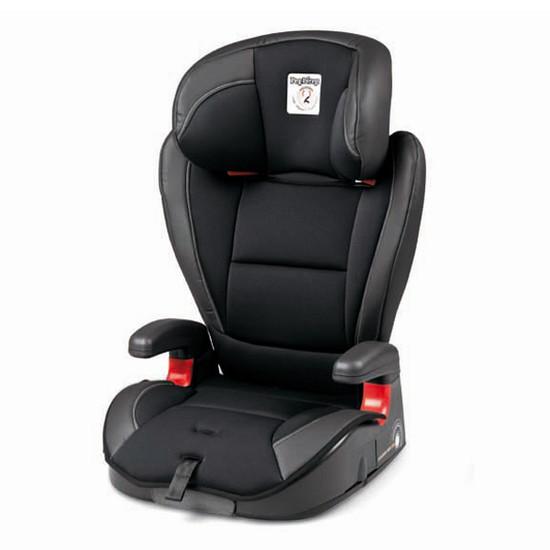 Peg Perego Viaggio HBB 120 Car Seat Booster - Licorice Product