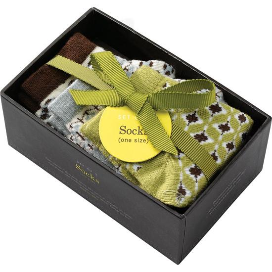 Petunia Pickle Bottom Organic Knit Cotton Socks Boys - One Size Product