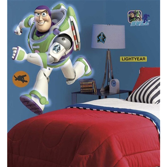 RoomMates Giant Appliques Toy Story 3 Buzz Product