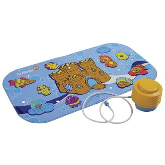 Safety 1st Bubble Time Bath Mat Product