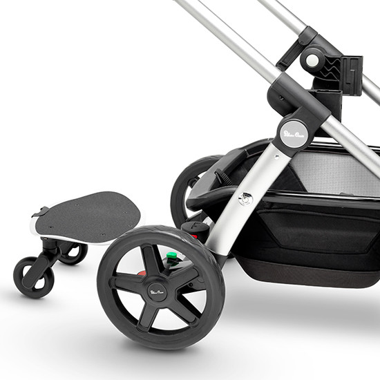 Silver Cross Wave Stroller Board Example
