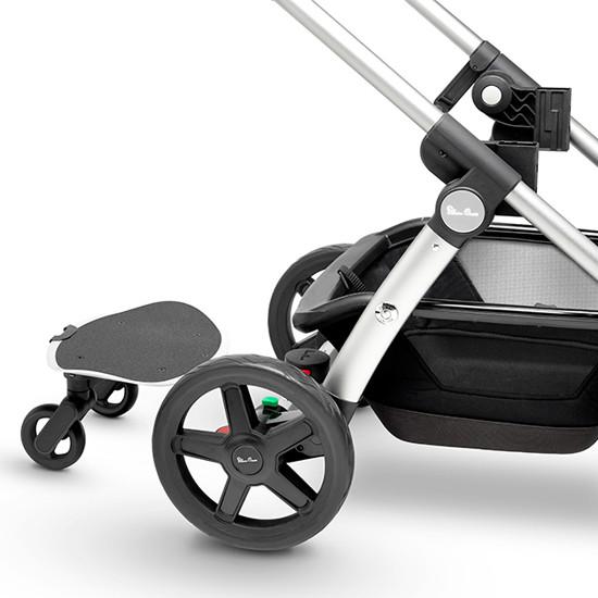 Silver Cross Wave Stroller Board Example