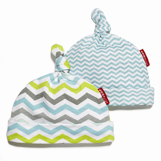 Skip Hop 2 Piece Baby Hat Set - Blue