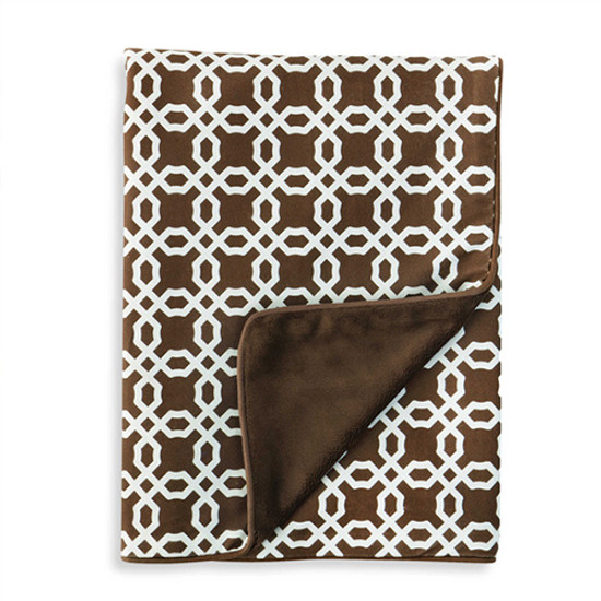 Skip Hop Choco Lattice - Blanket Product