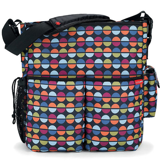 Skip Hop Duo Essential Diaper Bag - Sequins Product