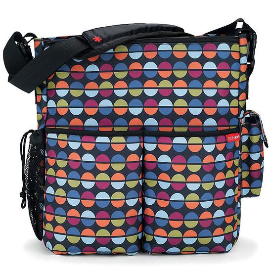Skip Hop Duo Essential Diaper Bag - Sequins