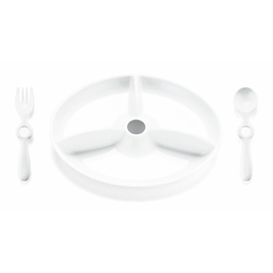 Skip Hop Mate Extra Utensils & Plate Product