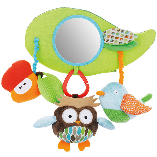 Skip Hop Stroller Bar Activity Toy - Treetop Friends