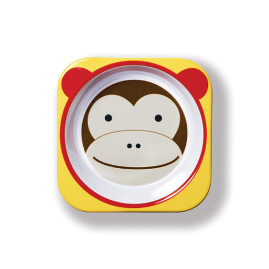 Skip Hop Zoo Bowl - Monkey Product