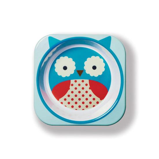Skip Hop Zoo Bowl - Owl Product