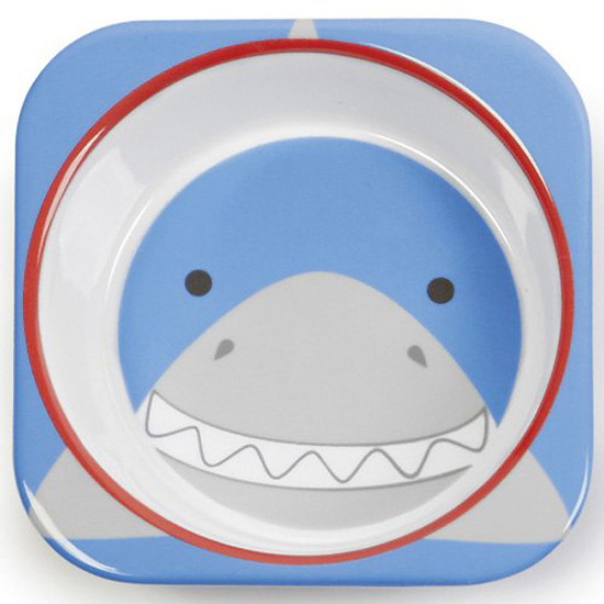 Skip Hop Zoo Bowl - Shark