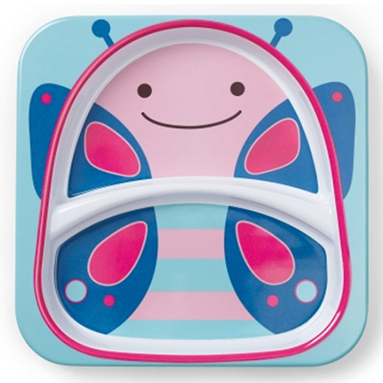 Skip Hop Zoo Plate - Butterfly Product