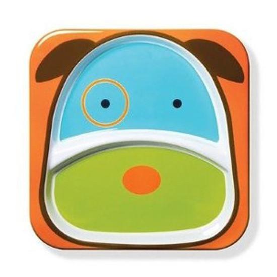 Skip Hop Zoo Plate - Dog Product
