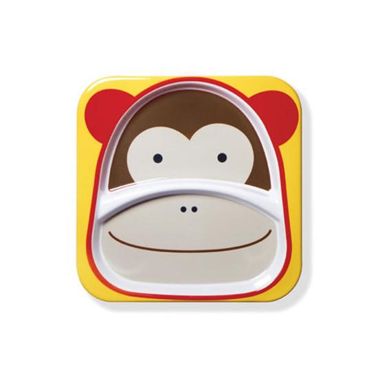 Skip Hop Zoo Plate - Monkey Product