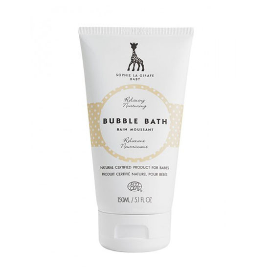 Sophie La Giraffe Baby Bubble Bath Product