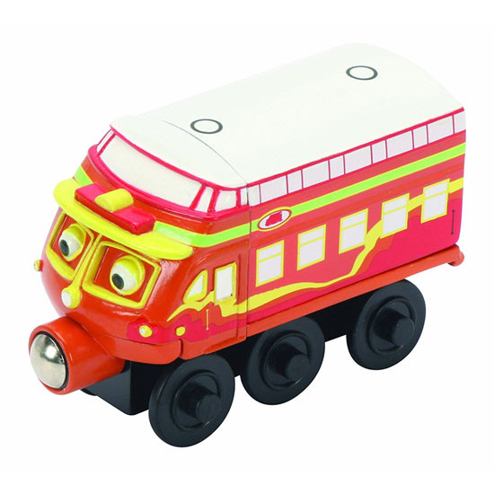 Tomy International Chuggington Wooden Railway Decka Product