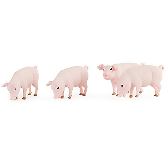 Tomy International Farm Piglets Product