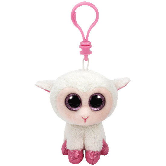 ty Beanie Boos Twinkle Cream Lamb - Clip Product