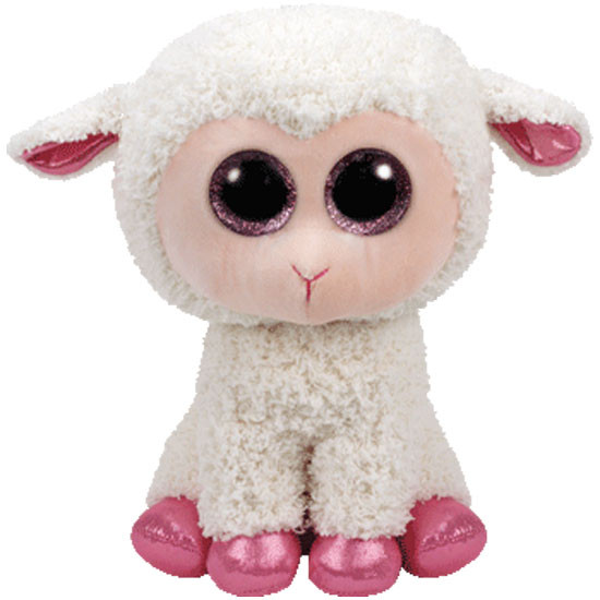 ty Beanie Boos Twinkle Cream Lamb Plush - Medium Product