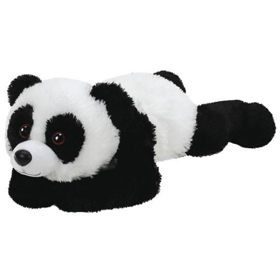 Beanie Babies Classic Plush Panda 13in - Paige