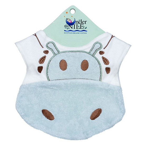 Under The Nile Bib - Giraffe Product