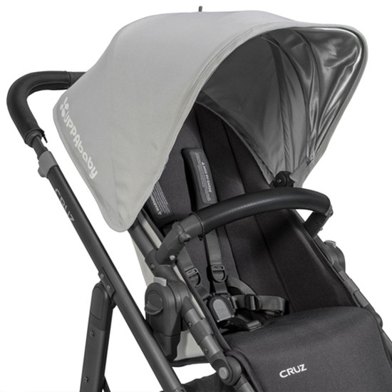 UPPAbaby Leather Bumper Bar Cover - Black