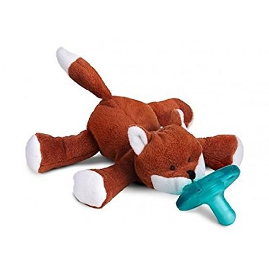 WubbaNub Baby Fox Pacifier Product