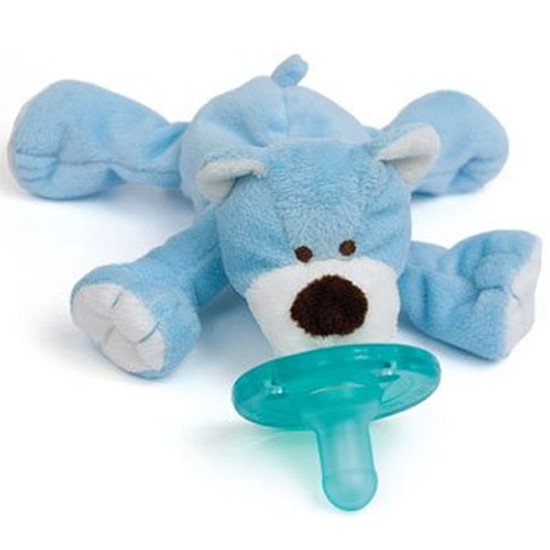 WubbaNub Blue Bear Pacifier Product