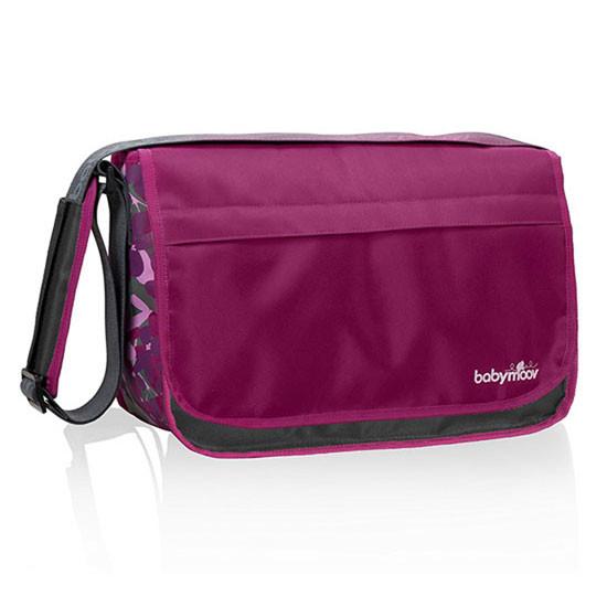 babymoov Messenger Changing Bag - Hibiscus