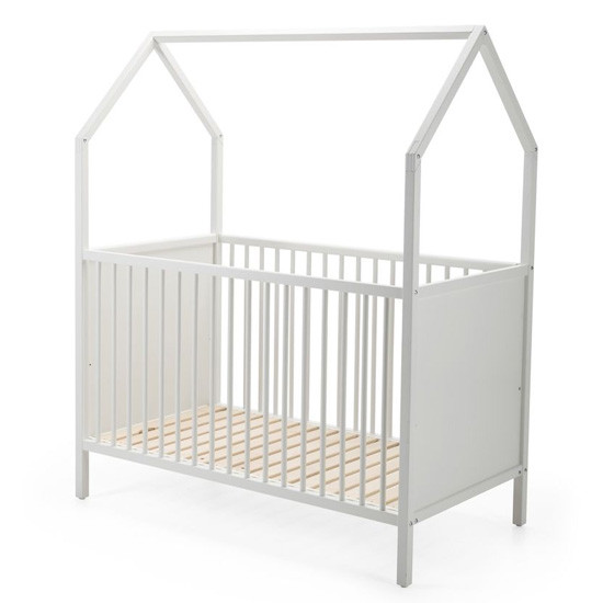 STOKKE Home Bed - White-2