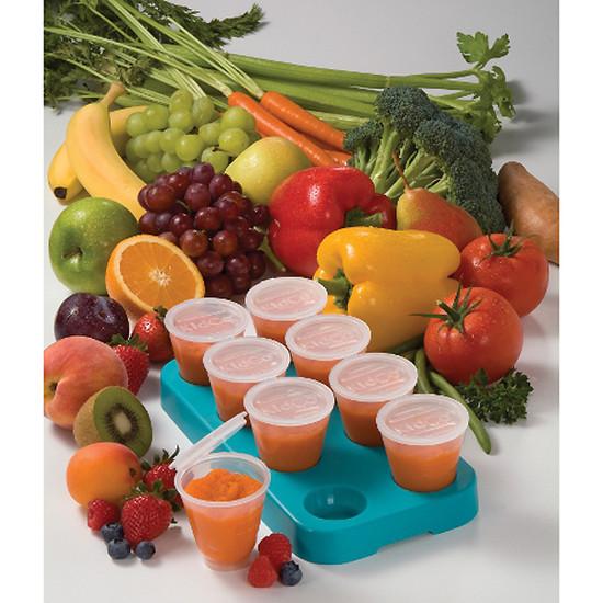 KidCo BabySteps Freeze n Serve 2oz Storage Cups