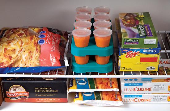 KidCo BabySteps Freeze n Serve 2oz Storage Cups-2