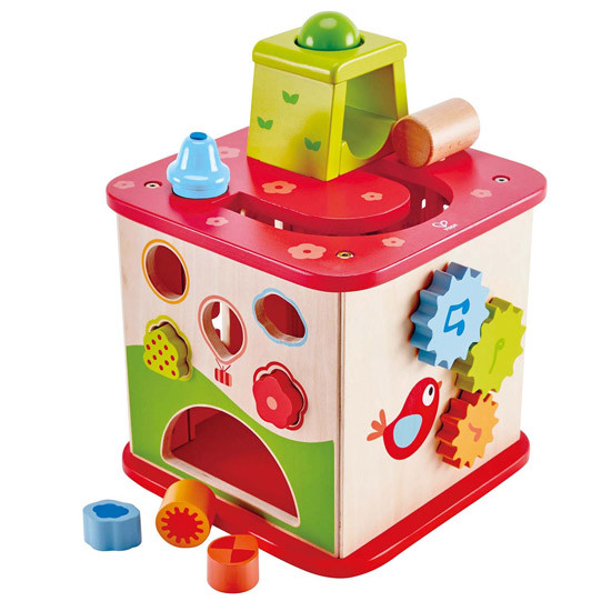 Hape Friendship Activity Cube-3