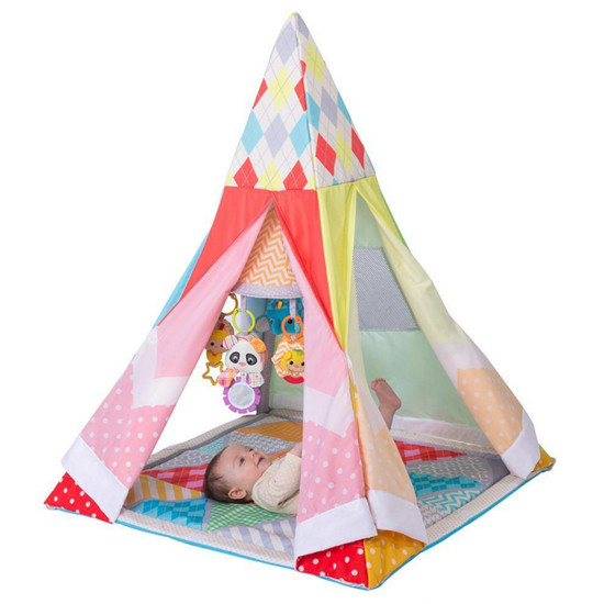 Infantino Grow-with-me Playtime Teepee -3