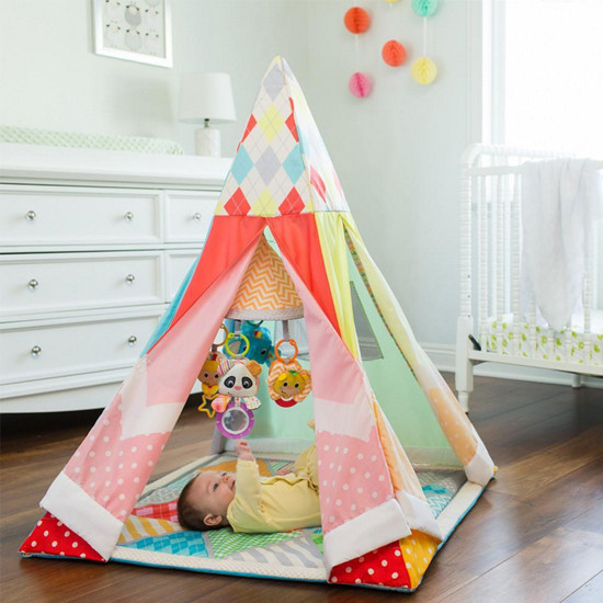 Infantino Grow-with-me Playtime Teepee -4