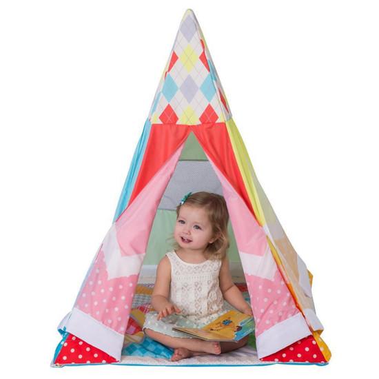 Infantino Grow-with-me Playtime Teepee -5