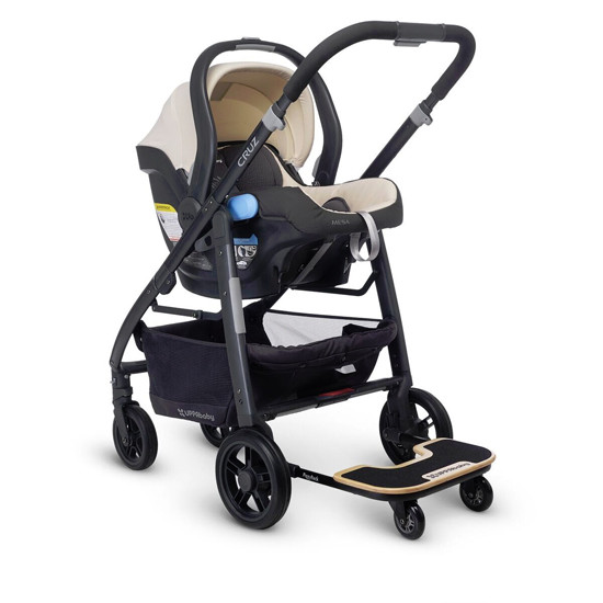 UPPAbaby CRUZ PiggyBack Ride-Along Board -5